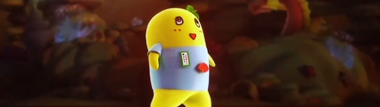 Holographic 3D Funassyi